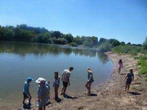 Ferienprogramm: Ausflug zur Maulbeerinsel