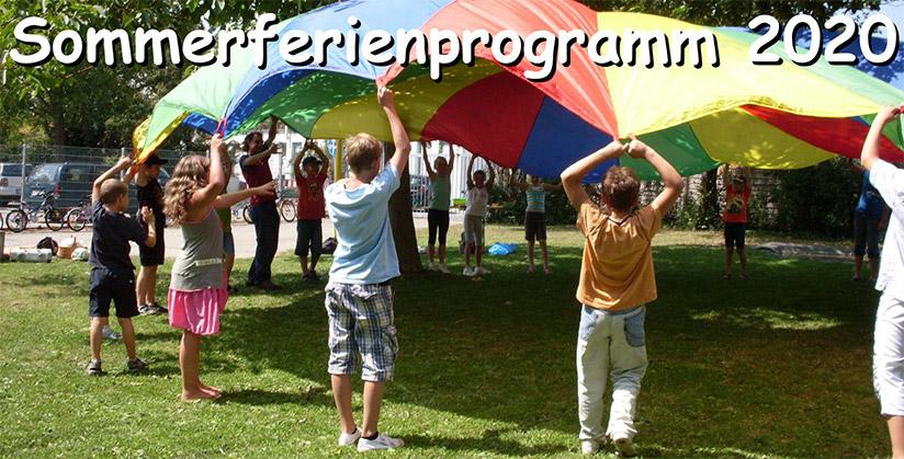Sommerferienprogramm 2020 (inkl. Nachmeldungen)